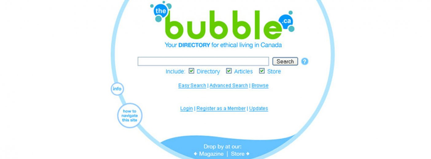 TheBubble ca - Giant Step