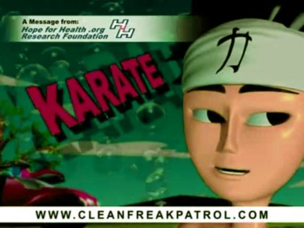 TV Ad - Karate