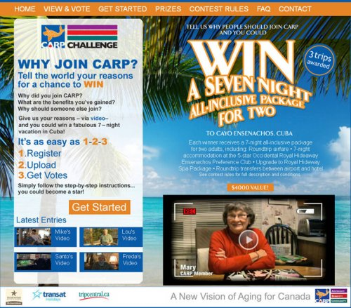 CARP_Challenge
