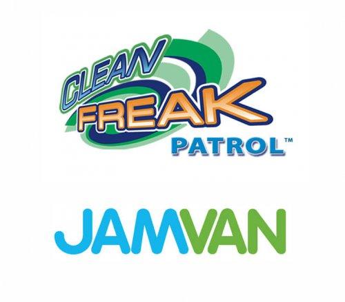 CleanFreakPatrol_JamVan