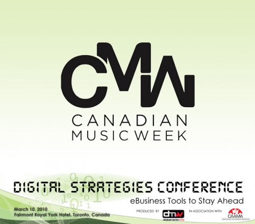 DigitalStartegiesConference_CanadianMusicWeek