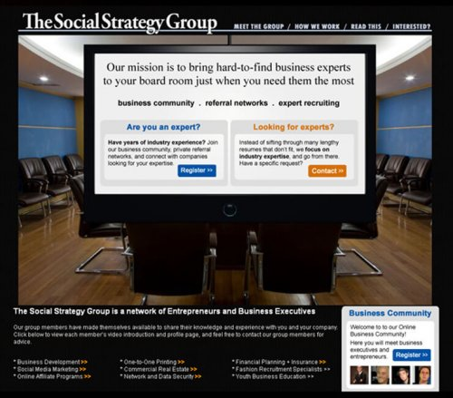 SocialStrategyGroup