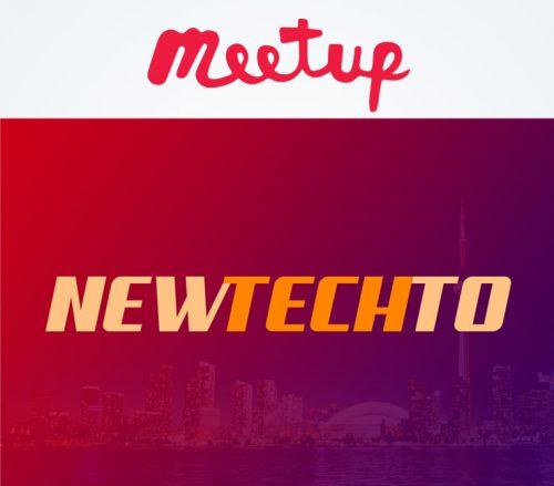 Meetup_NewTechTO